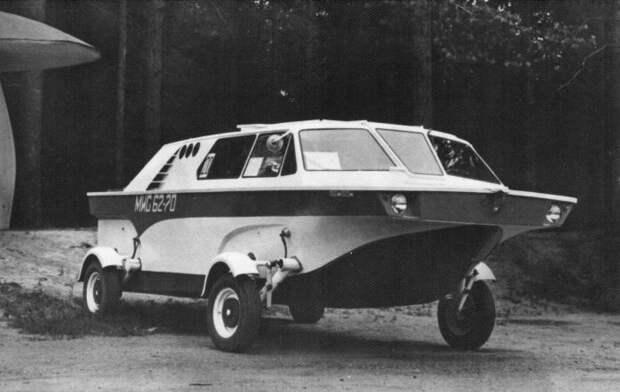 Гаражный автопром: самодельные автомобили советских энтузиастов