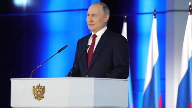 Путин дал короткую, но емкую характеристику Байдену