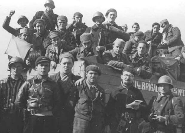 Что стало с испанцами, сбежавшими в СССР