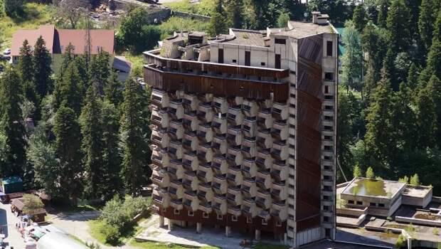Гостиница была практически достроена, оставалось только доделать косметический ремонт / Фото: drive2.com