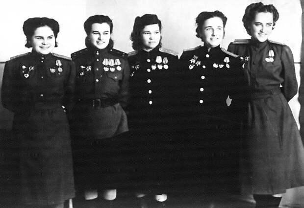 Герои Советского Союза. Наталья Фёдоровна Ме́клин война, герой советского союза, история, факты