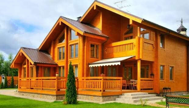 Построить деревянный дом или кирпичный?