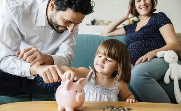 Госдума рассматривает возможность новых выплат семьям с детьми