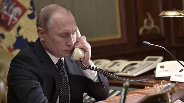 Путин и Байден обсуждали покушение на Лукашенко