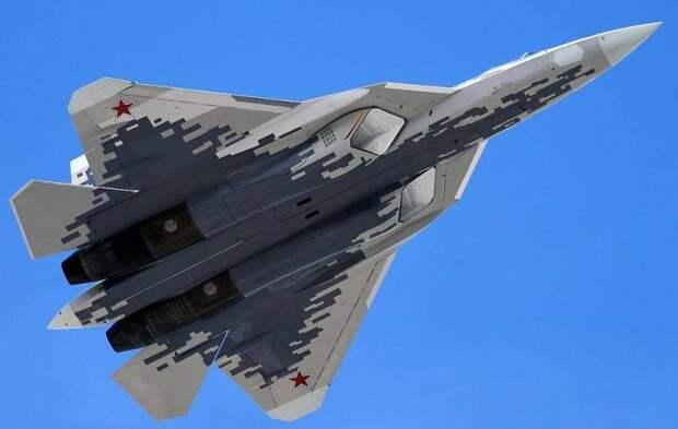 СМИ: На Су-57 скопировали важнейший боевой узел американского F-22