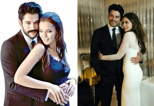 Турецкие звезды и их мужья. Какая пара самая красивая и страстная?