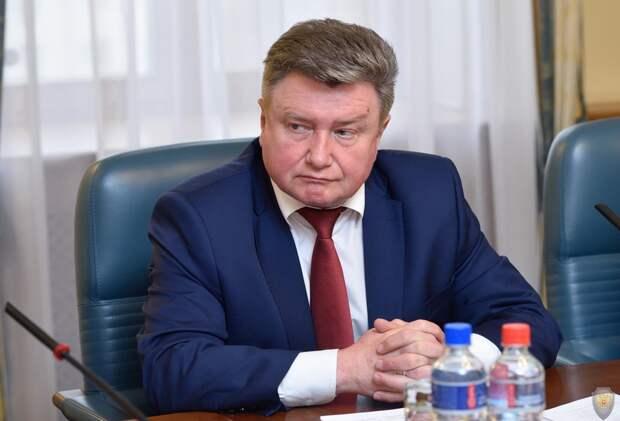 Экс-руководителя администрации главы Удмуртии Андрея Гальцина похоронят в Малой Пурге