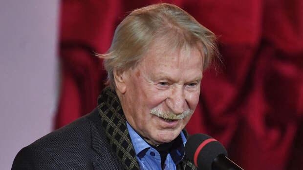 90-летний актер Краско женится в пятый раз