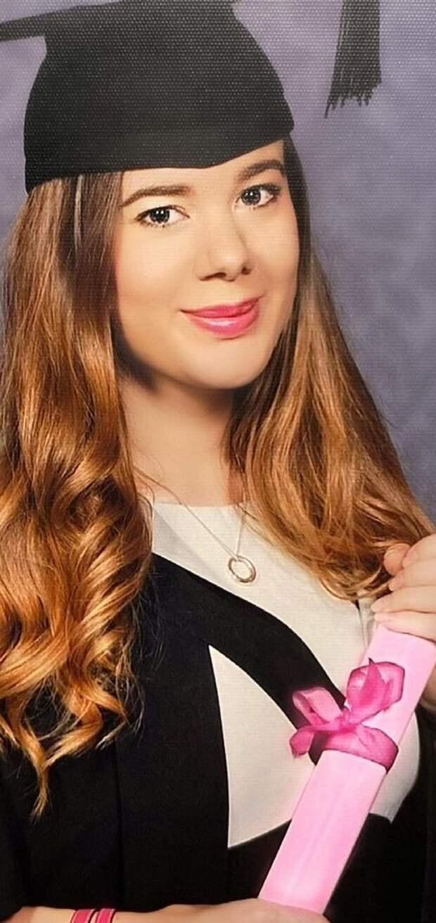 Раньше она выглядела как типичная молодая американка, даже закончила университет