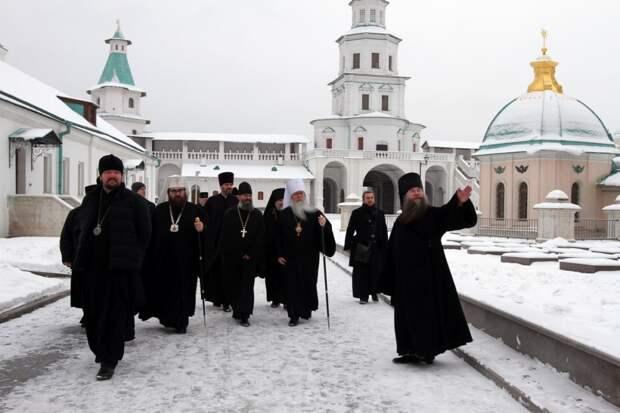 Православная Церковь Чешских Земель и Словакии страдает от репрессий