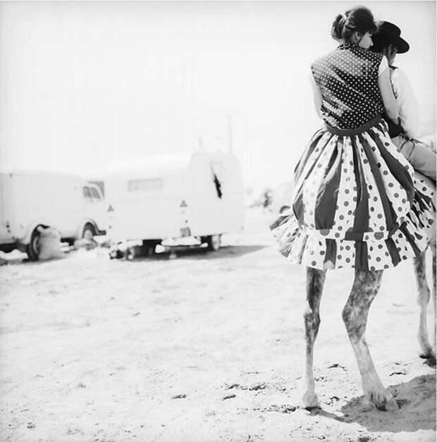 15 остроумных фото от гения фотографии Рене Мальтета