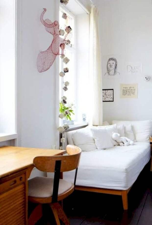 Уютная маленькая спальня: интересные и практичные идеи