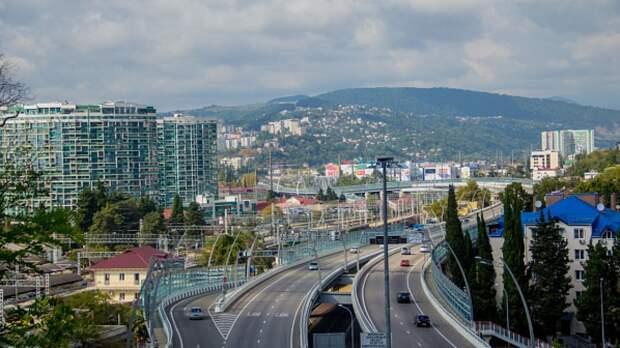 Ограничение въезда иногородних автомобилей в Сочи: от инициативы до решения