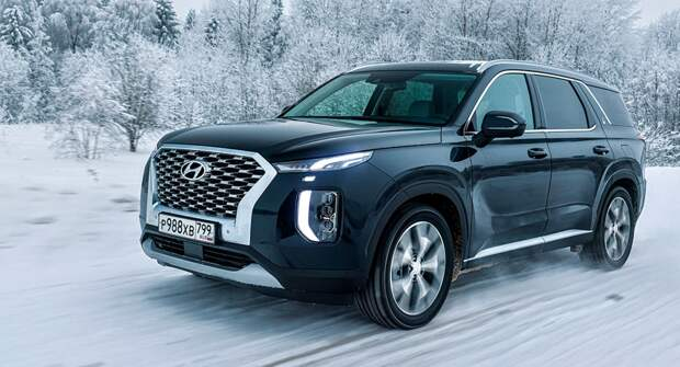Hyundai обновляет Palisade и Sonata