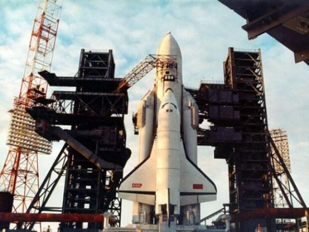 7 фактов о «Буране», доказывающих лидерство СССР в космосе