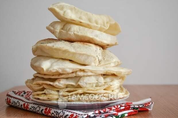 Фото марокканского блюда Метлуф