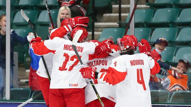 Мичков отметил вклад вратаря Иванова в результат сборной России на ЮЧМ-2021