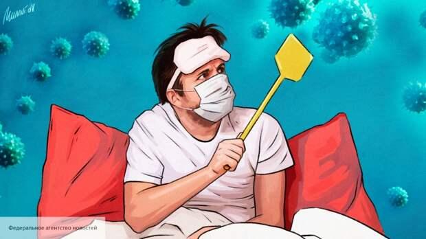 Российский врач рассказал, как прибавить 2 года жизни после перенесенного коронавируса