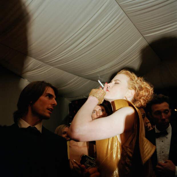 Знаменитости в фотографиях Джонатана Бекера