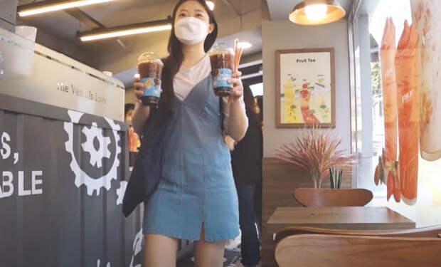 Жизнь безработного в Южной Корее: кореянка показала, как проходит ее день