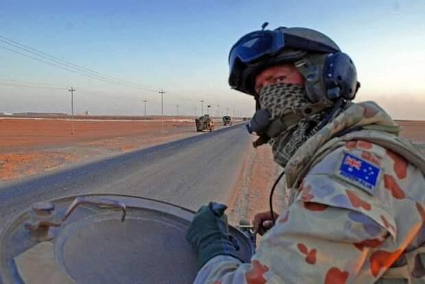 Австралийские военные признались в военных преступлениях в Австралии