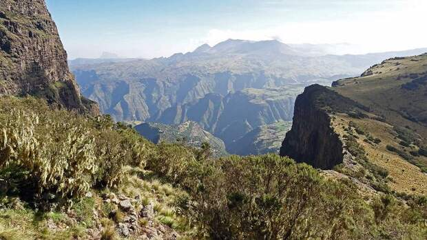 RoofofAfrica06 «Крыша Африки»: впечатляющая красота Эфиопского нагорья