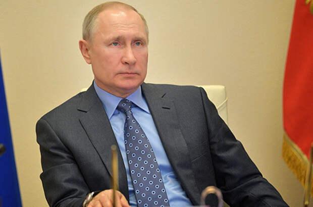 Путин поблагодарил медиков и ученых из регионов за борьбу с COVID-19
