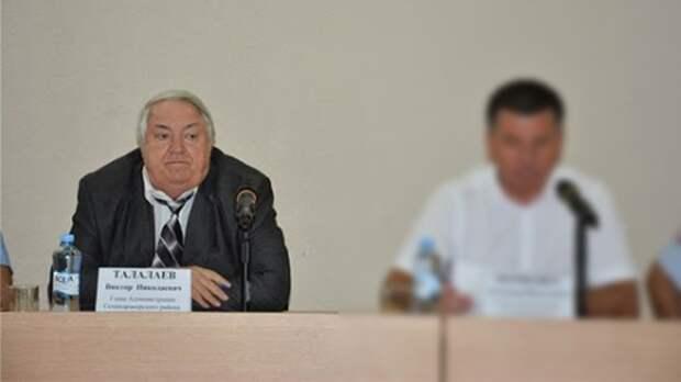 Обыски вдоме главы Семикаракорского района связаны сземельными махинациями
