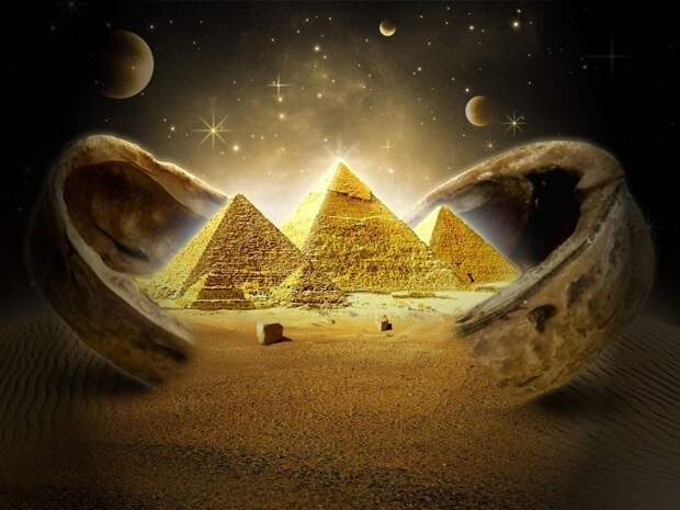 Россия — родина пирамид. Кто на самом деле строил египетские пирамиды?