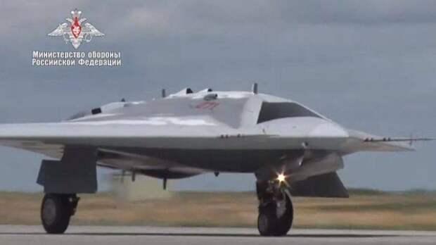 По Сирии «ударил» стелс-ведомый истребителя Су-57