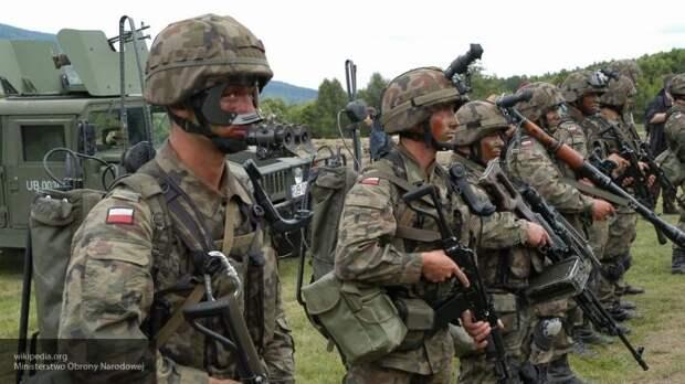 Литовкин: Польша манипулирует «наступлением РФ», чтобы привлечь деньги США