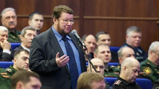 «Поздно пить боржоми»: Сатановский сравнил диалог России и США с войной в секторе Газа
