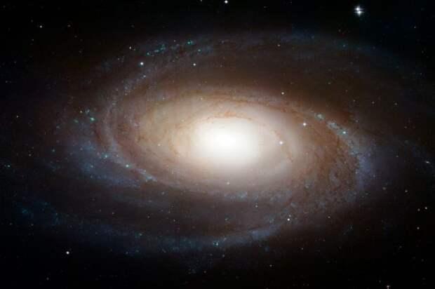 Астрономы обнаружили галактику с самой древней спиральной структурой