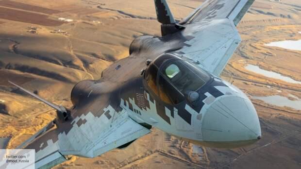 США посоветовали забыть об истребителях шестого поколения и любоваться на Су-57