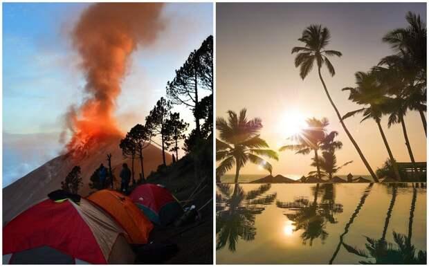 Увлекательные фотографии из путешествий КрисаОвергаарда