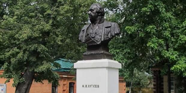 Сергунина: В Москве отреставрируют семь памятников героям Отечественной войны 1812 года