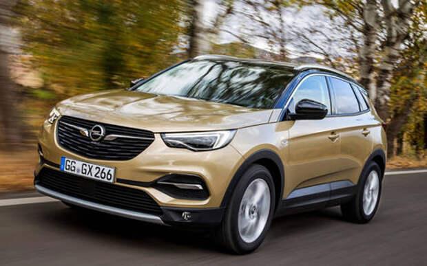 PSA вернул Opel в Россию
