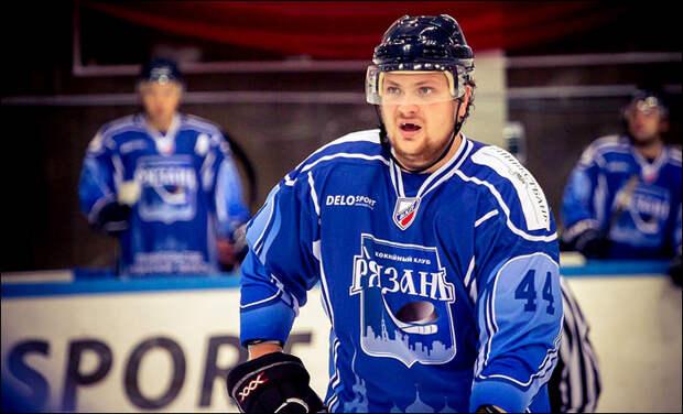Бывший игрок ХК «Рязань» умер в 32 года из-за осложнений после коронавируса