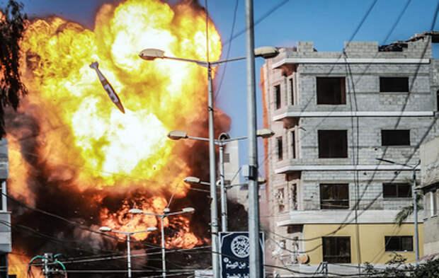 Более 30 детей погибли в противостоянии Израиля и Палестины