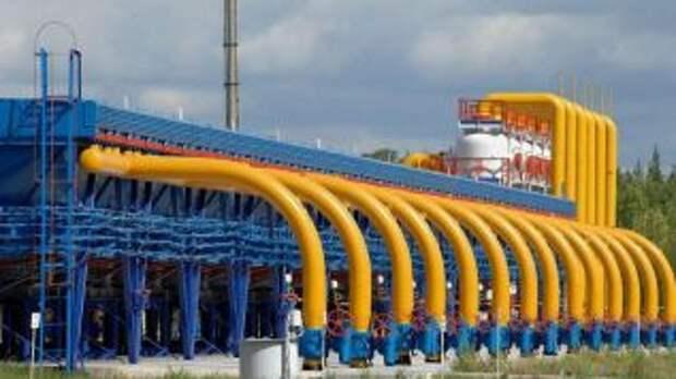Газовое развитие Украины