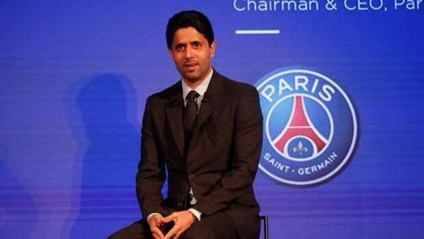 Президент «ПСЖ» назначен напост главы Ассоциации европейских клубов