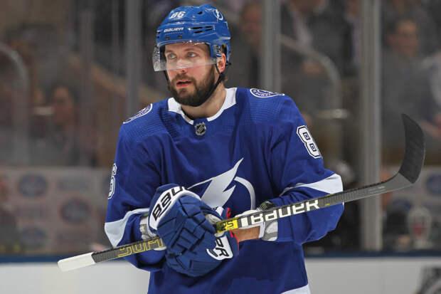 Кучеров прокомментировал возвращение на лед к плей-офф НХЛ