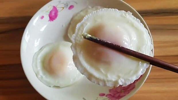 Это самый простой и быстрый способ отварить яйца вкусно и красиво