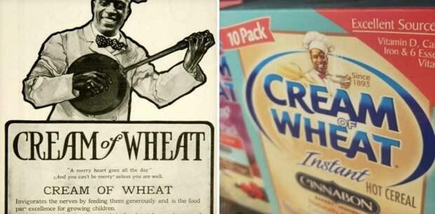 7 брендов изменили свои логотипы, чтобы не поддерживать расистские стереотипы