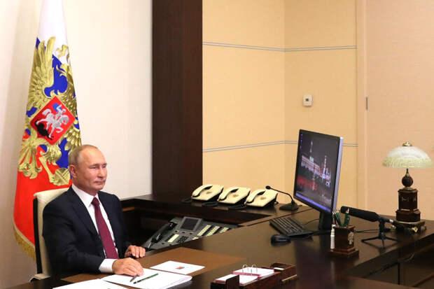 Путин ликвидировал Национальный центр управления в кризисных ситуациях
