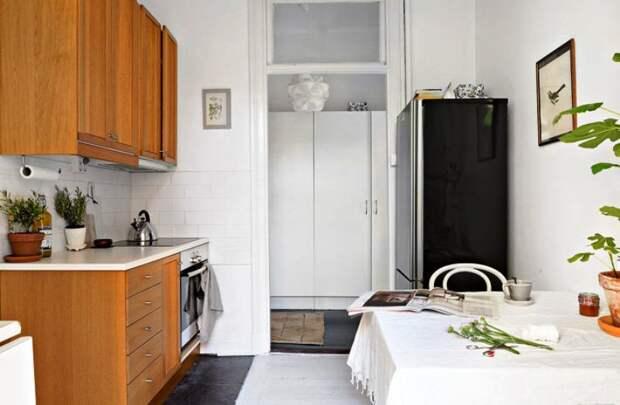 Дизайн маленькой квартиры в стиле 80-х