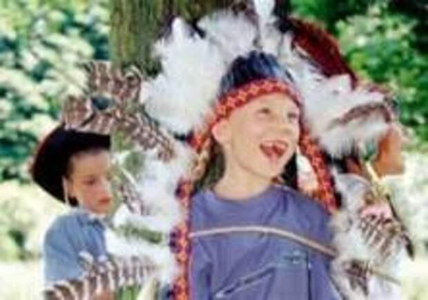 Немецкий детсад попросил не наряжать детей в костюмы индейцев и шейхов
