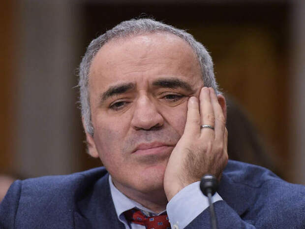 Каспаров: надо расчленить Россию в интересах Запада