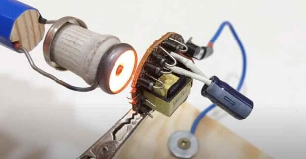 Как сделать инфракрасный паяльник для работы с печатными платами