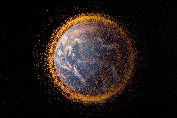 Мусорная ловушка - угроза будущему Земли.